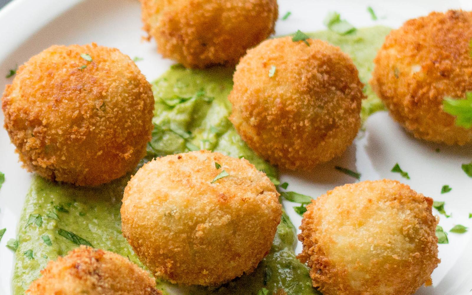 Papas Rellenas — Latin American Potato Croquettes