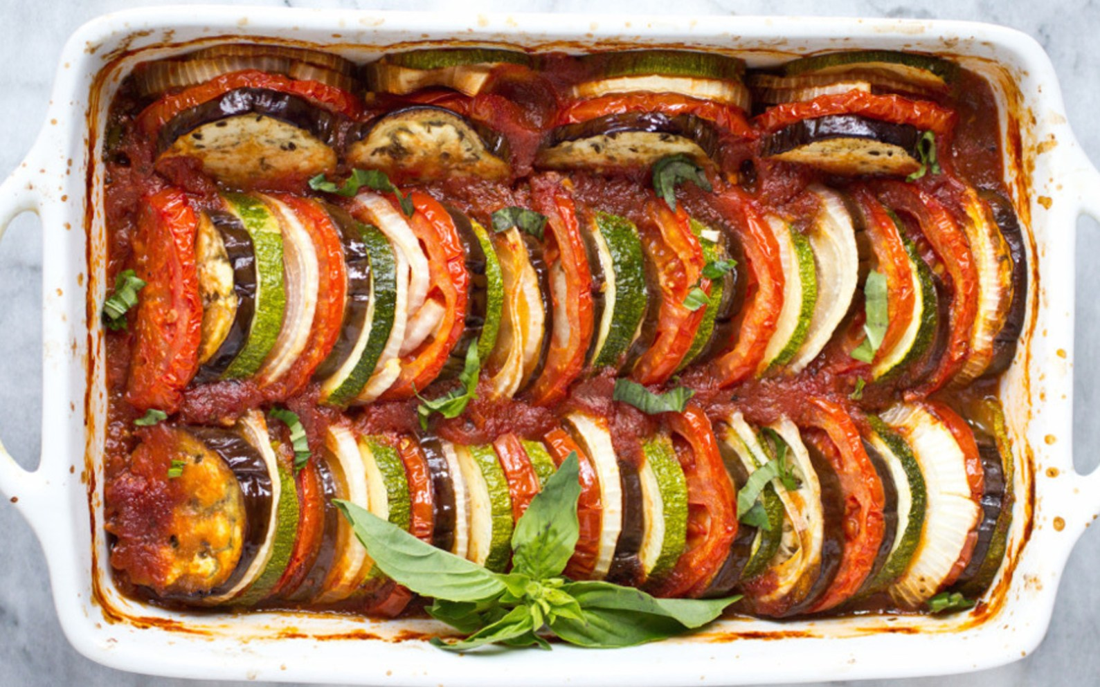 How to make perfect ratatouille vegan one green planet forumfinder Images