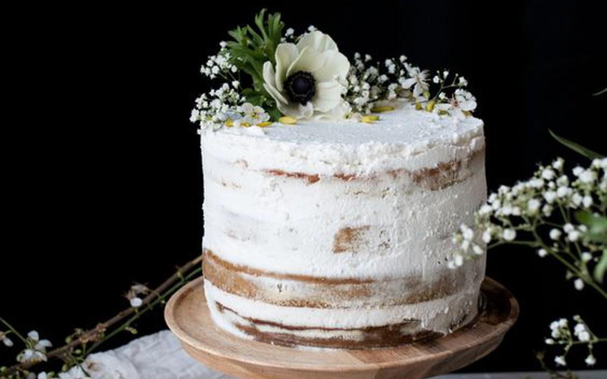 Matcha Pistachio Tres Leches Cake [Vegan] - One Green Planet