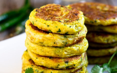 Indian Potato Patties