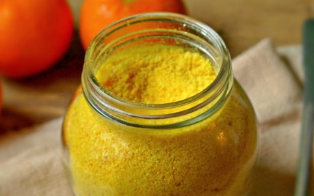 Homemade Vitamin C Powder