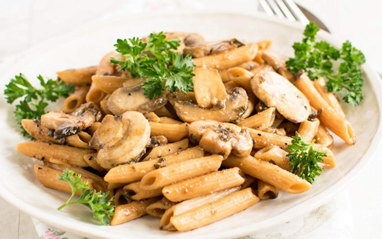 Pasta Mushroom Stir Fry3