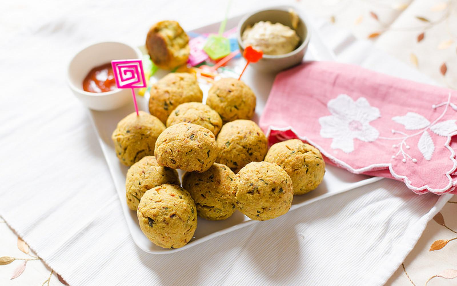 Baked Potato Falafel 1