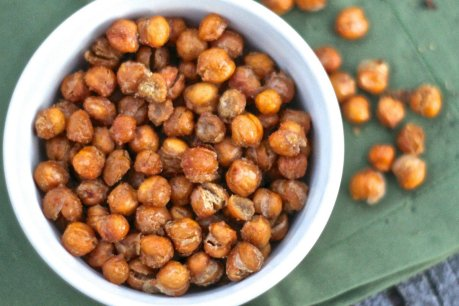 Roasted Chickpeas Feat Image