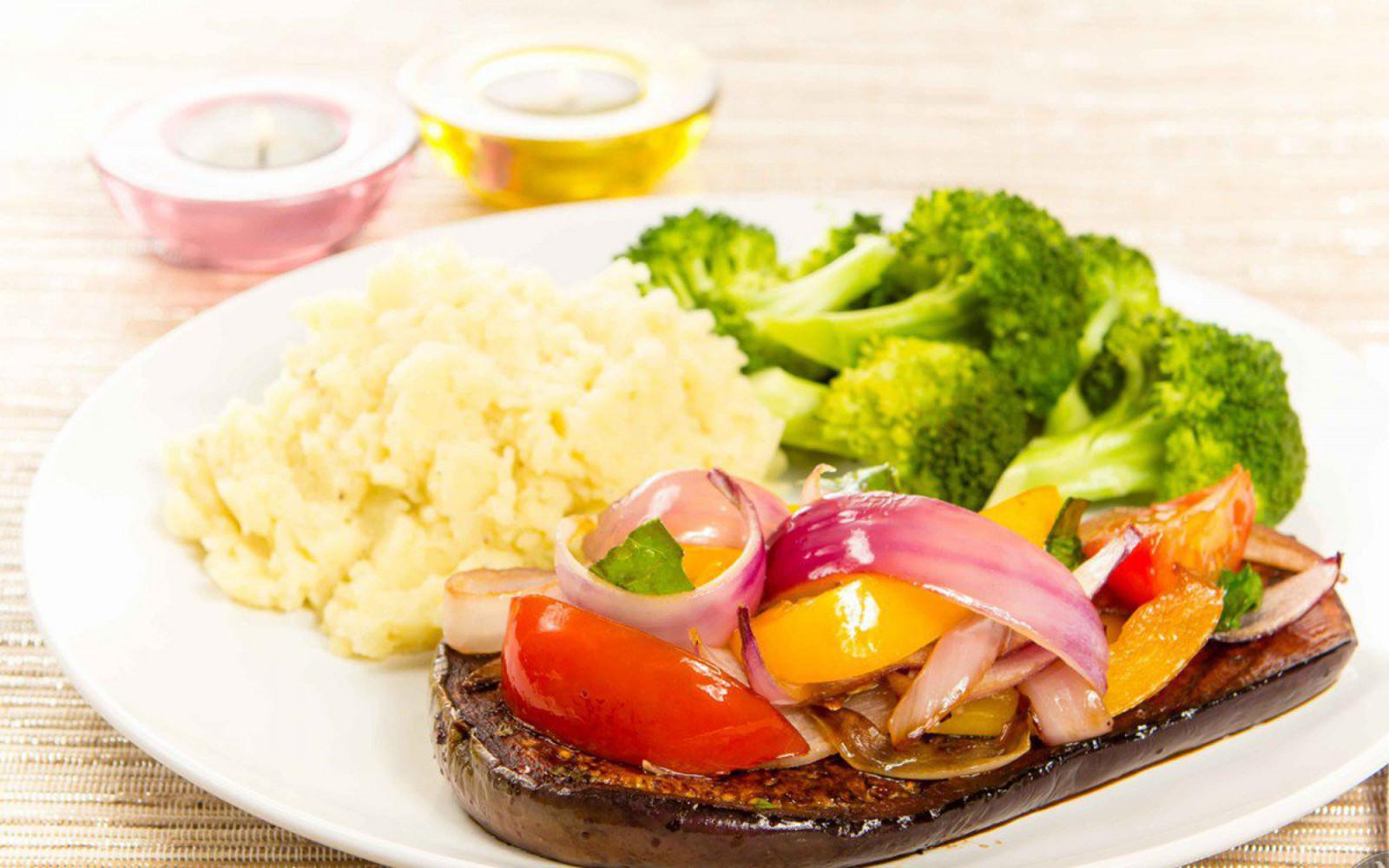 eggplant steak