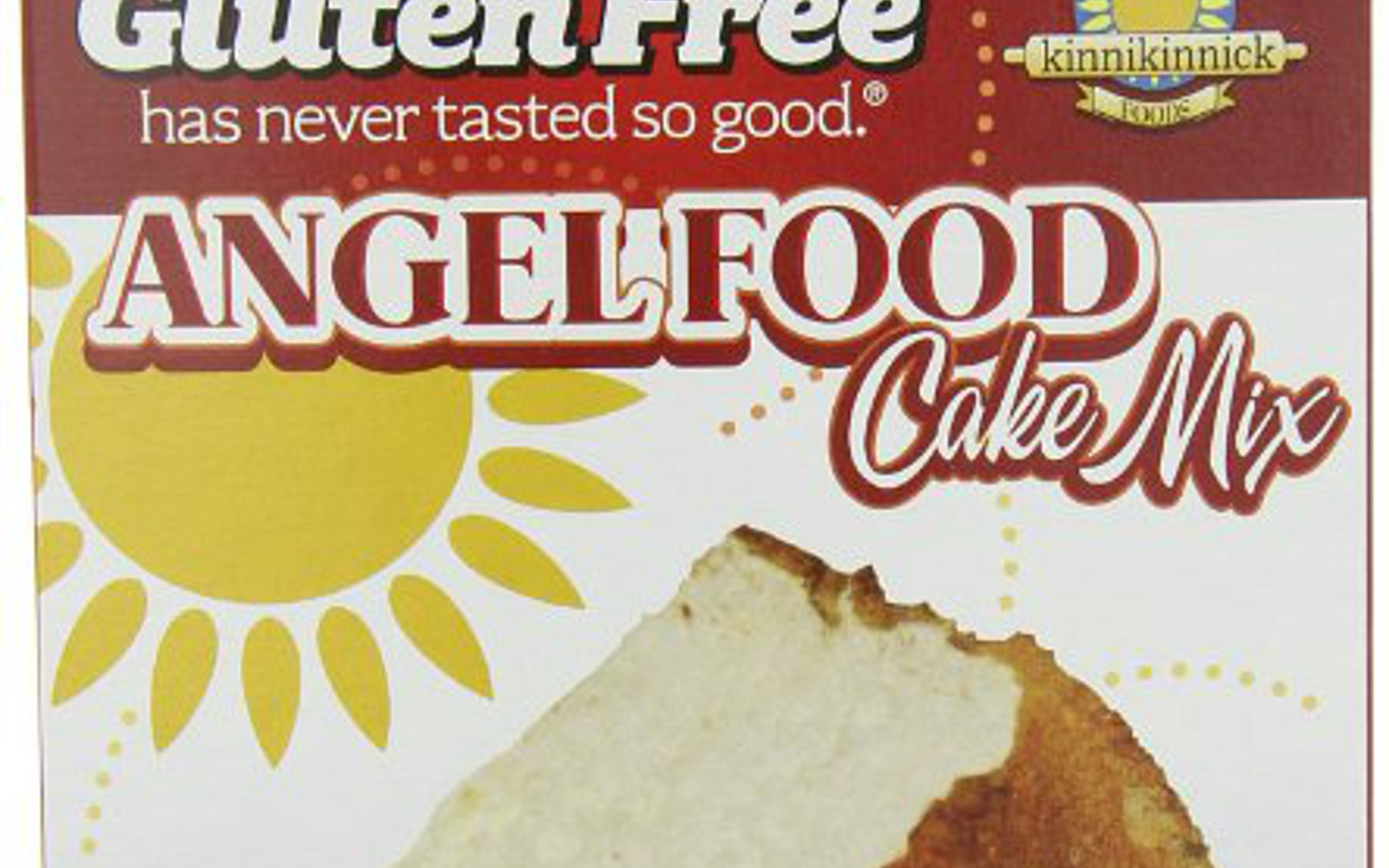 Where Can I Buy Gluten Free Angel Food Cake Mix