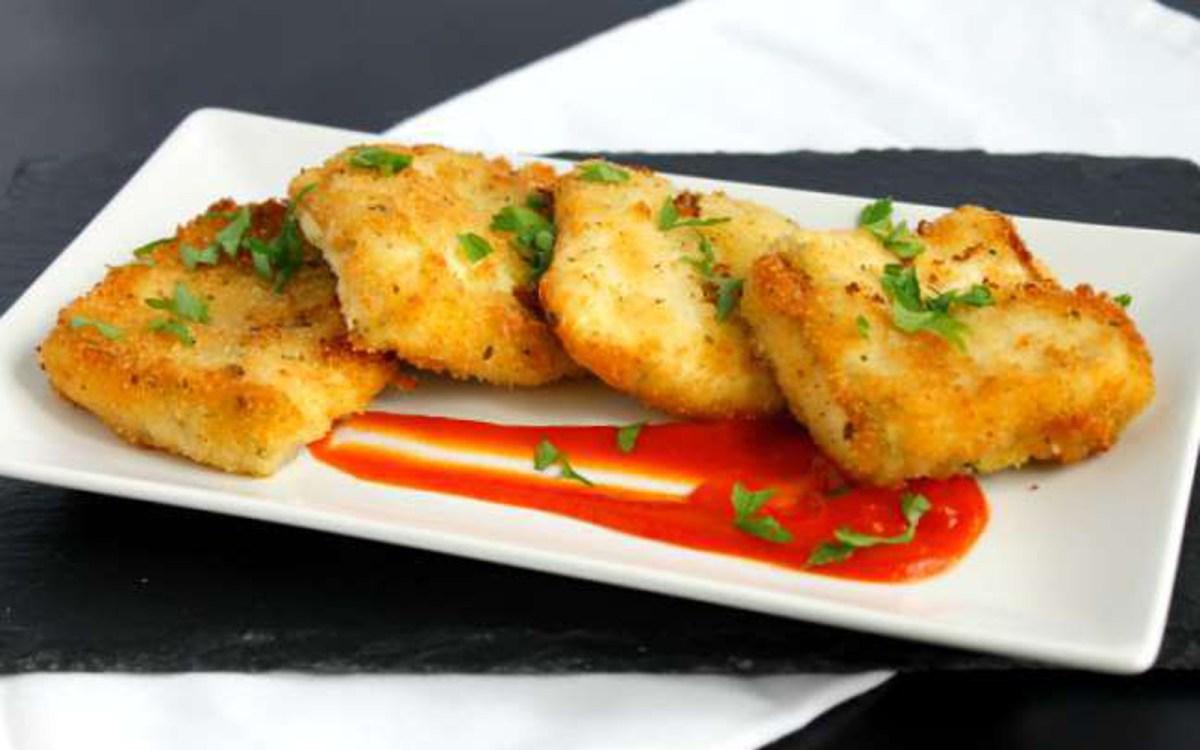 Fried Zucchini Ravioli 2