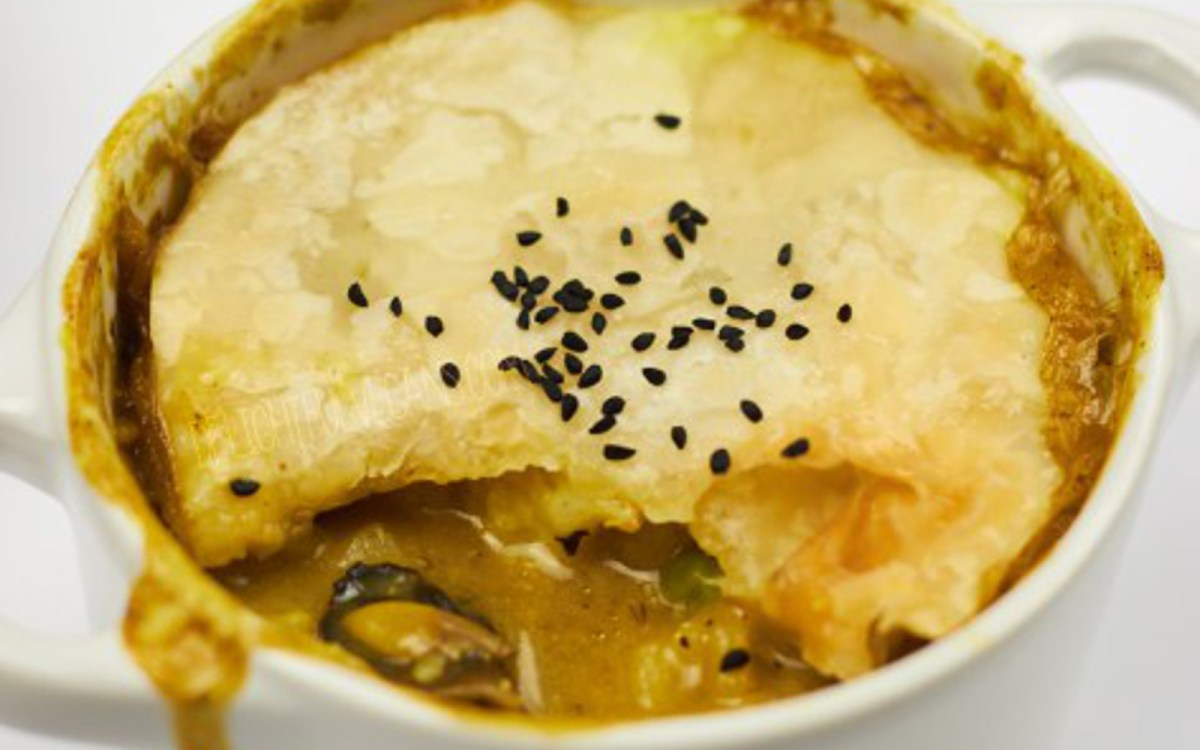 Parsnip and Mushroom Pot Pies 1