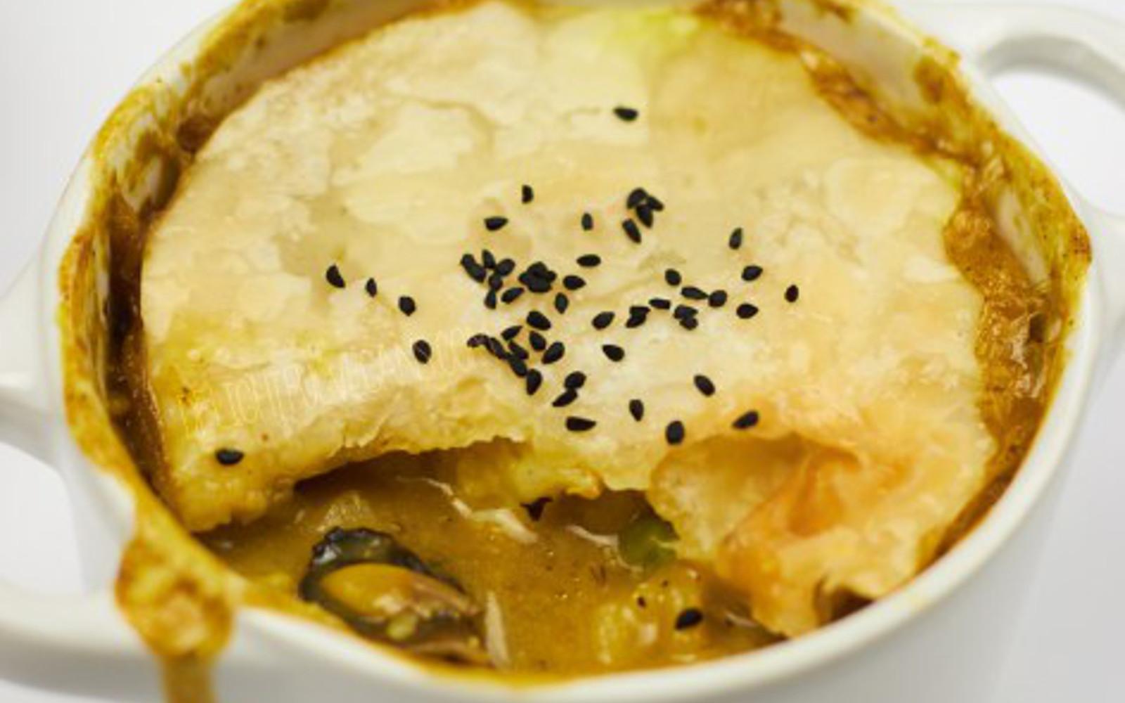 Parsnip and Mushroom Pot Pies 1