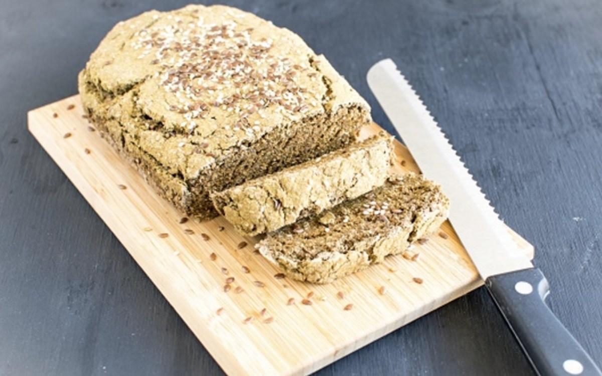 Teff Bran Chia Bread