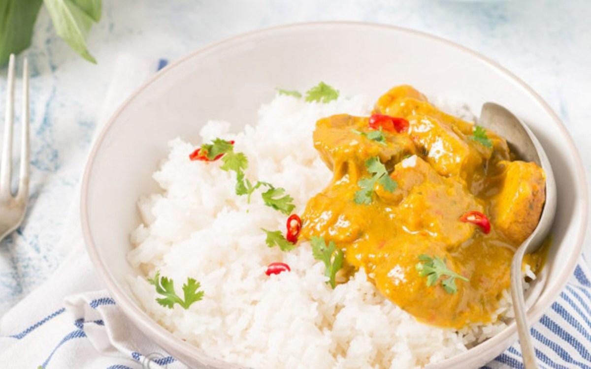 Thai Potato Pumpkin Curry