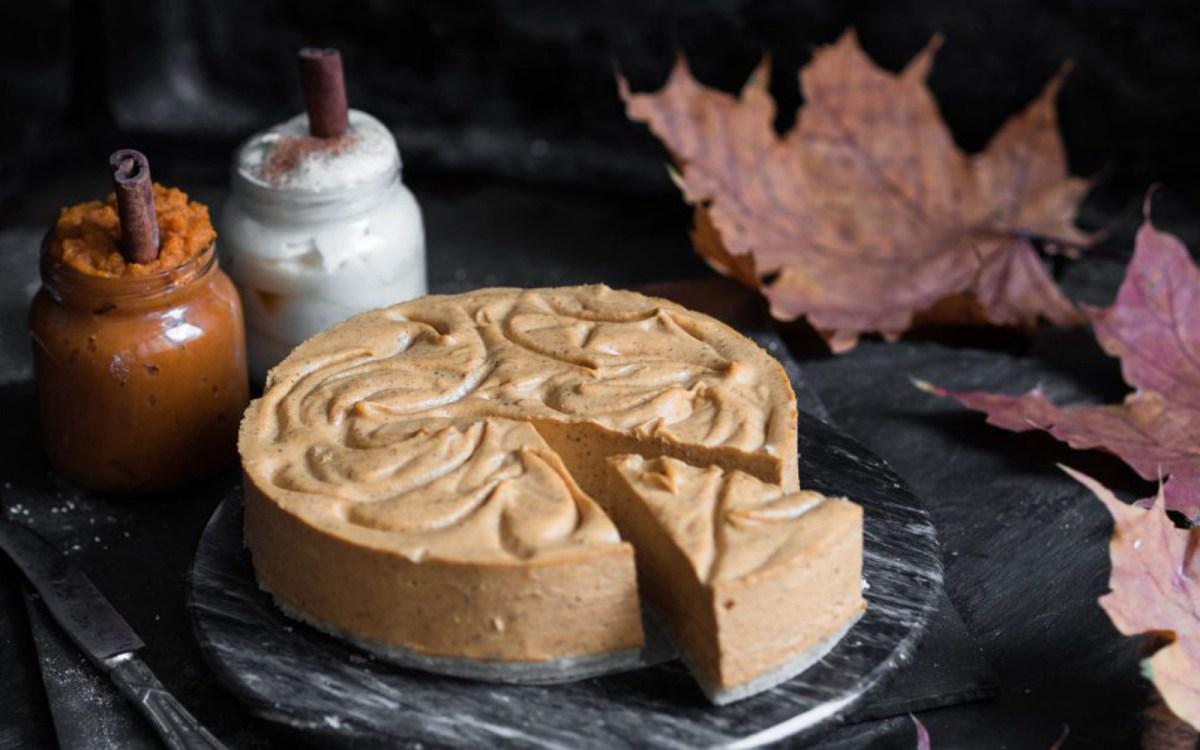 Maple Pumpkin Pie 2