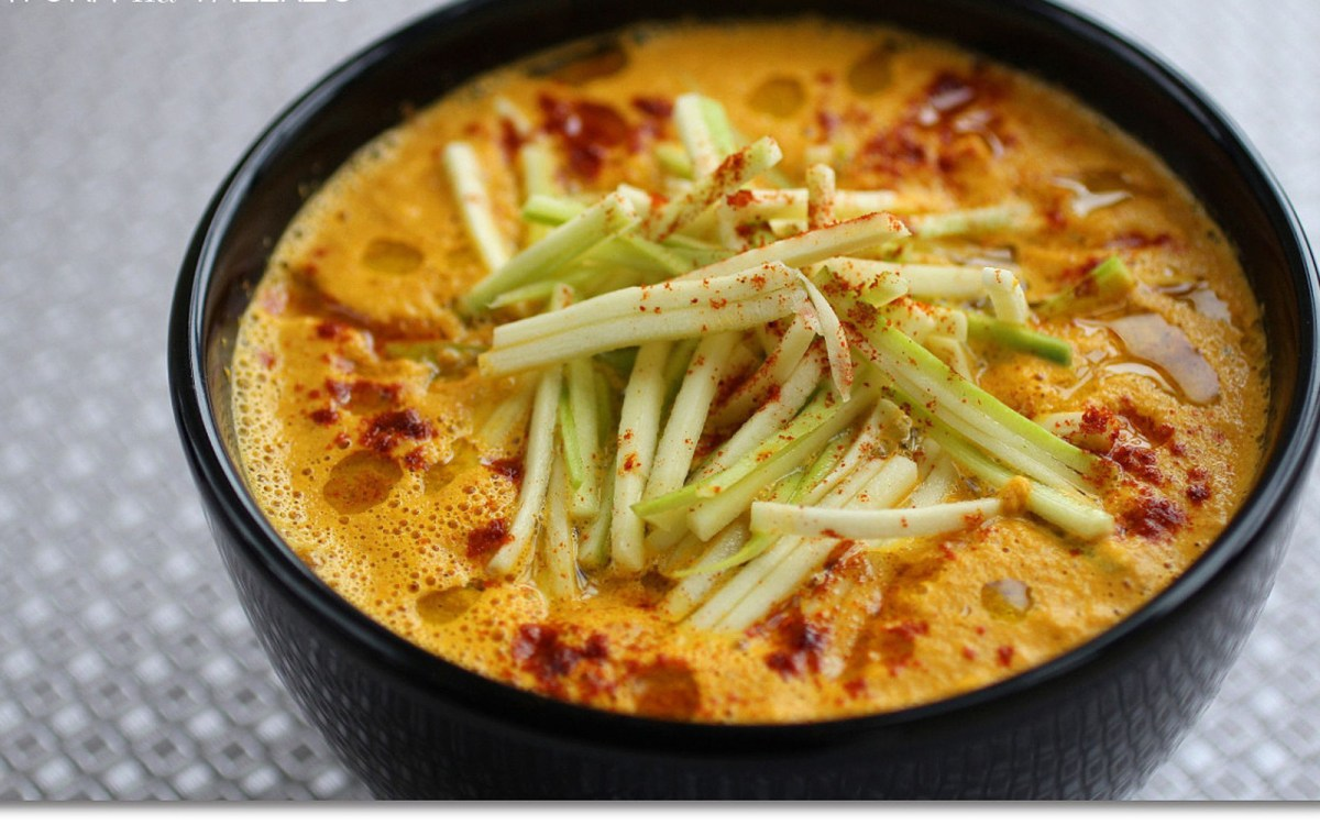Raw spicy thai carrot soup with zucchini noodles vegan gluten free raw spicy thai carrot soup with zucchini noodles vegan gluten free one green planet forumfinder Choice Image
