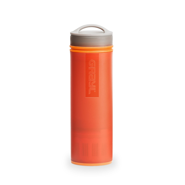 homemade water filter bottle. GRAYL Ultralight Water Purifier [+ FILTER] BOTTLE Homemade Filter Bottle F