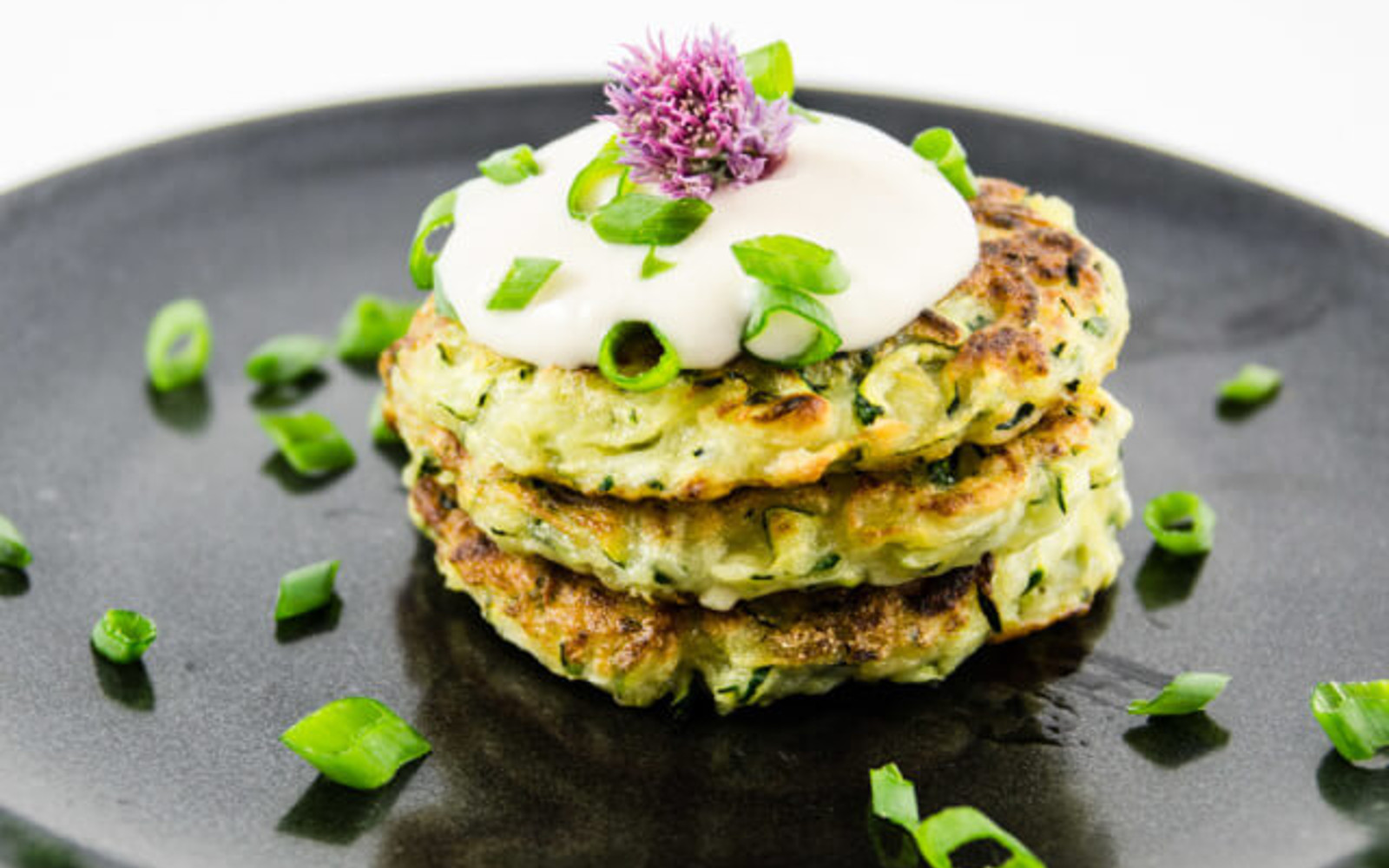 Tasty zucchini fritters - quick and easy cooking recipes 84