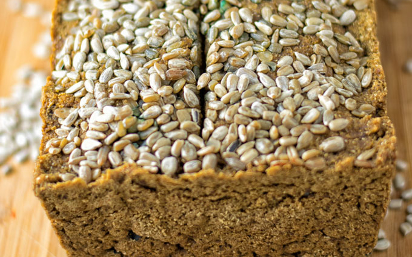 Olive Chickpea Flour Bread