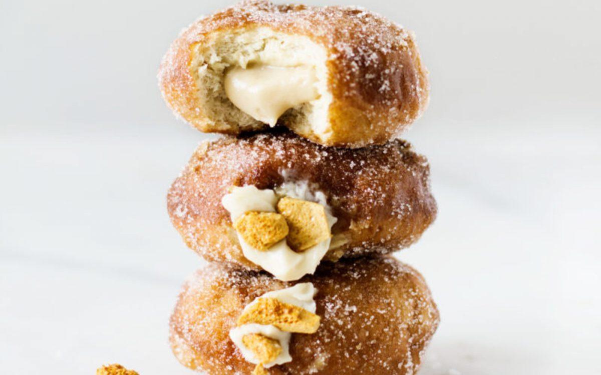 Honeycomb Doughnut