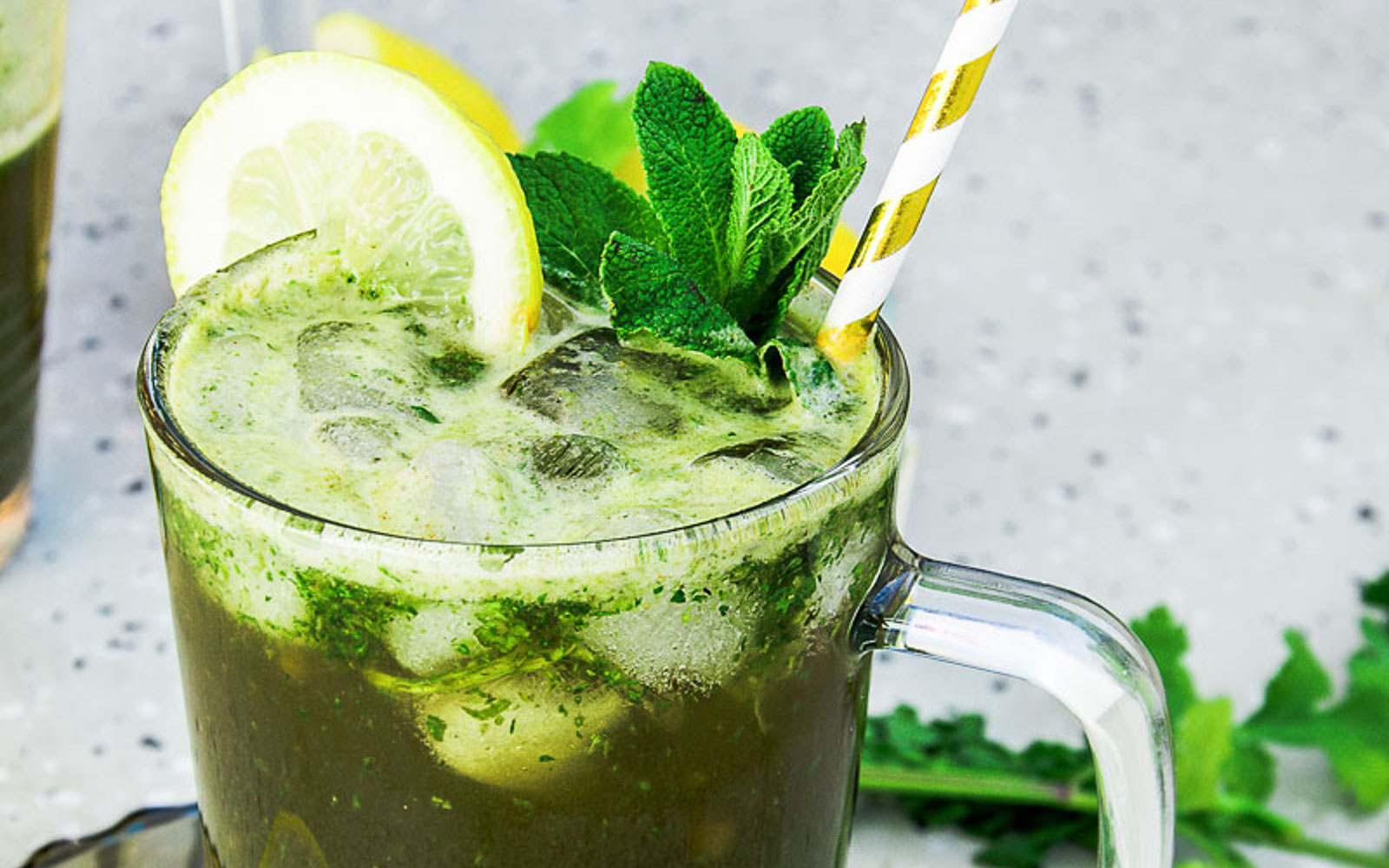 Jal Jeera: Refreshing Indian Spiced Lemonade