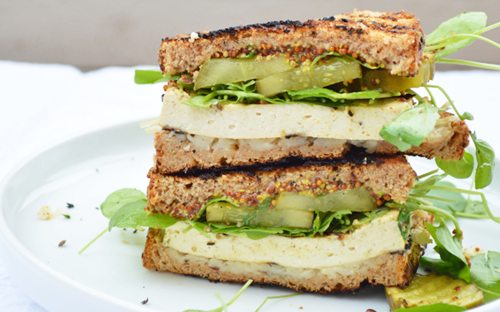 15 Vegan Sandwich Recipes From Around the World - One ...