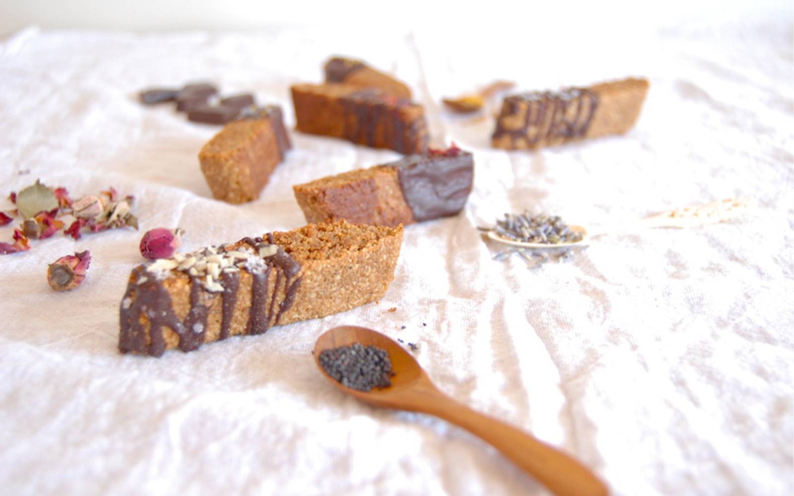 Vegan Superfood Biscotti