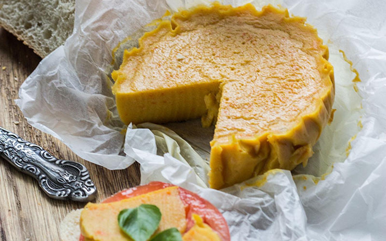 Sliceable Potato Cheese