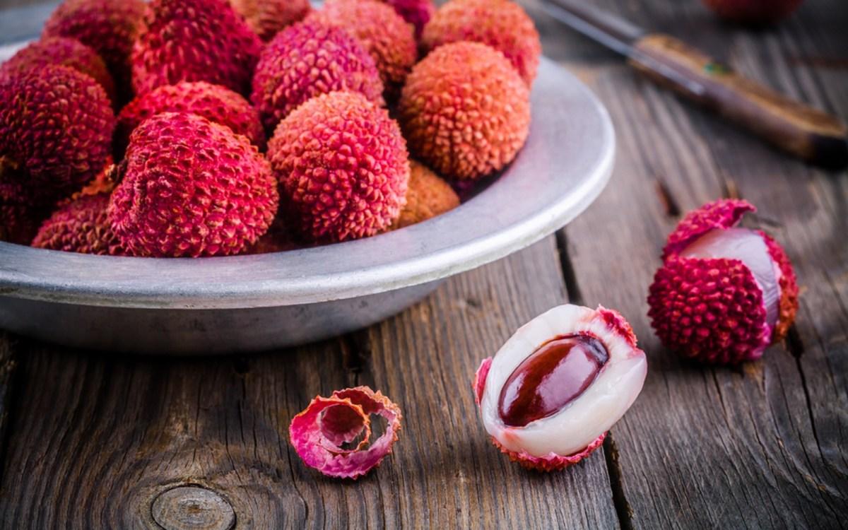 rambutan fruit how to eat