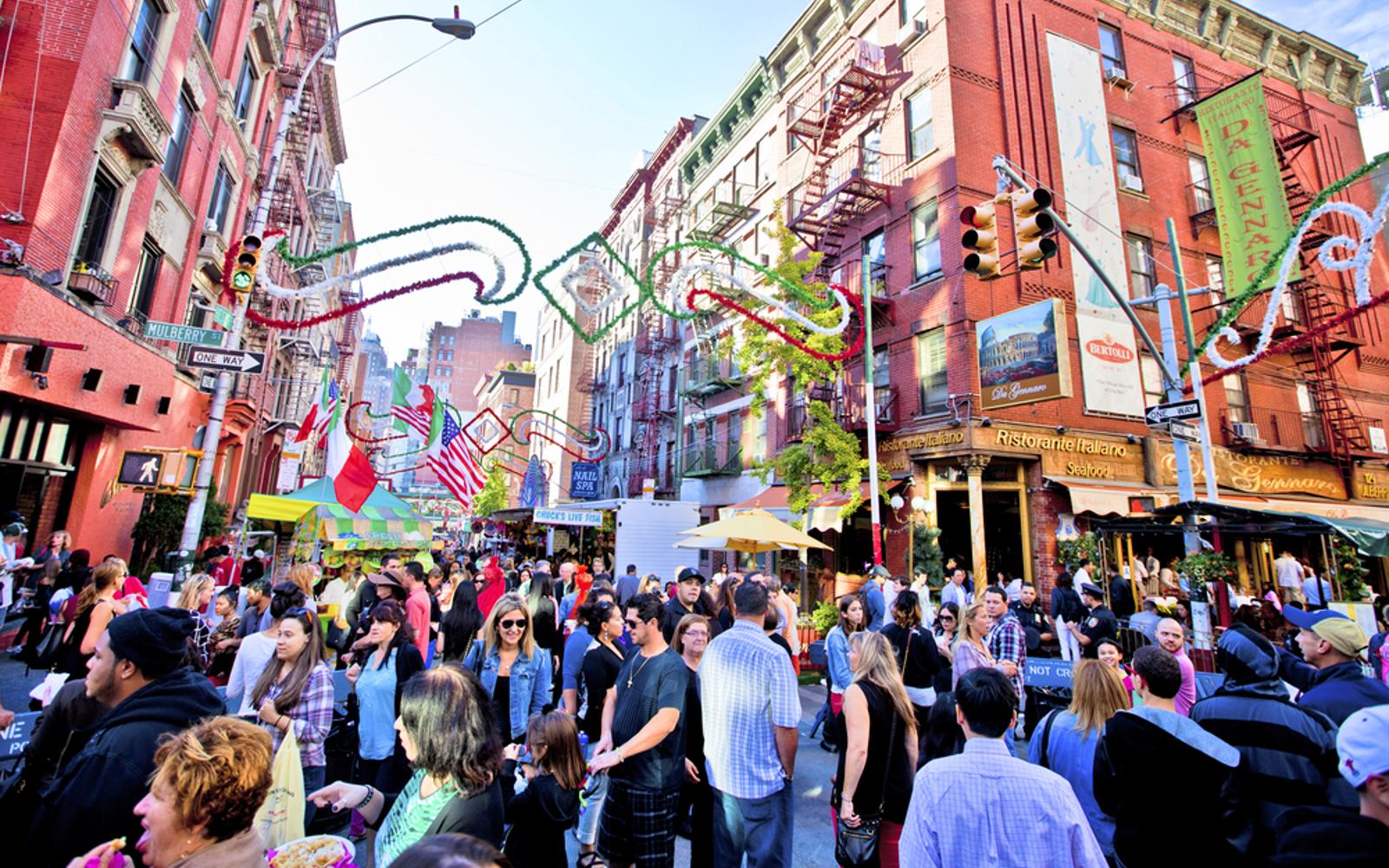 San Gennaro Festival nyc