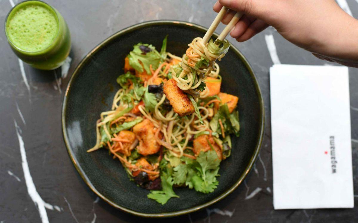 Asian restaurant chain wagamama is preparing to launch a new vegan asian restaurant chain wagamama is preparing to launch a new vegan menu one green planet forumfinder Gallery