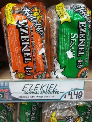 Whole Foods Ezekiel Tortillas Price
