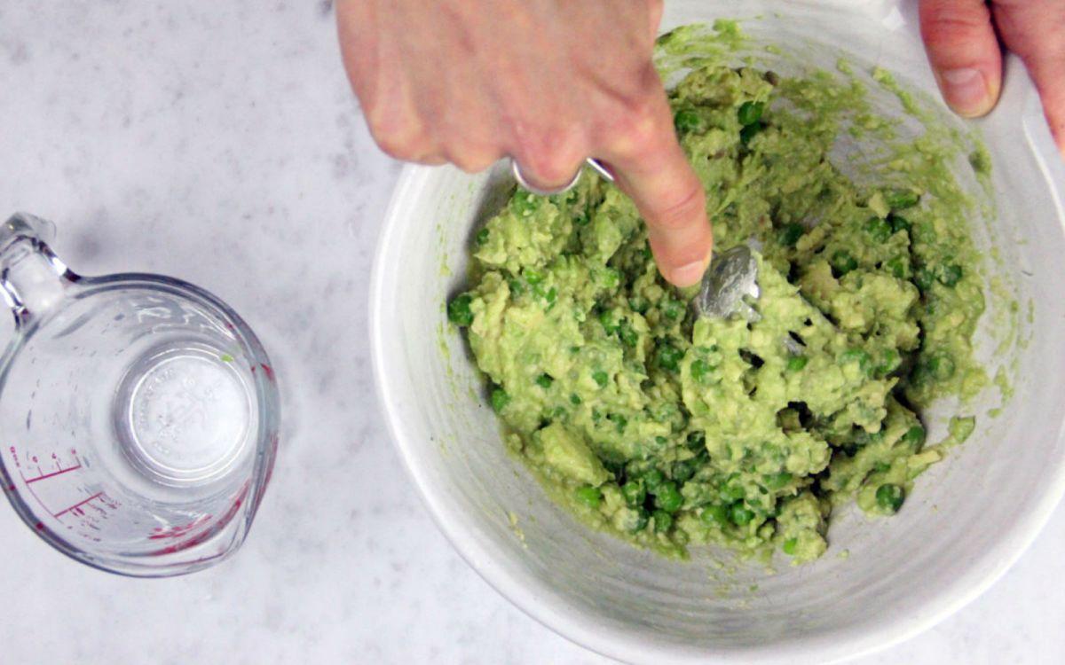 Easy Protein Guacamole