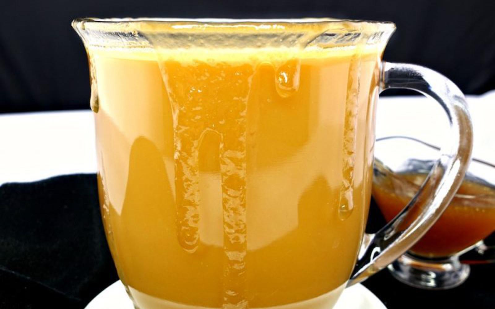 Vegan Gluten-Free Paleo Caramel Macchiato