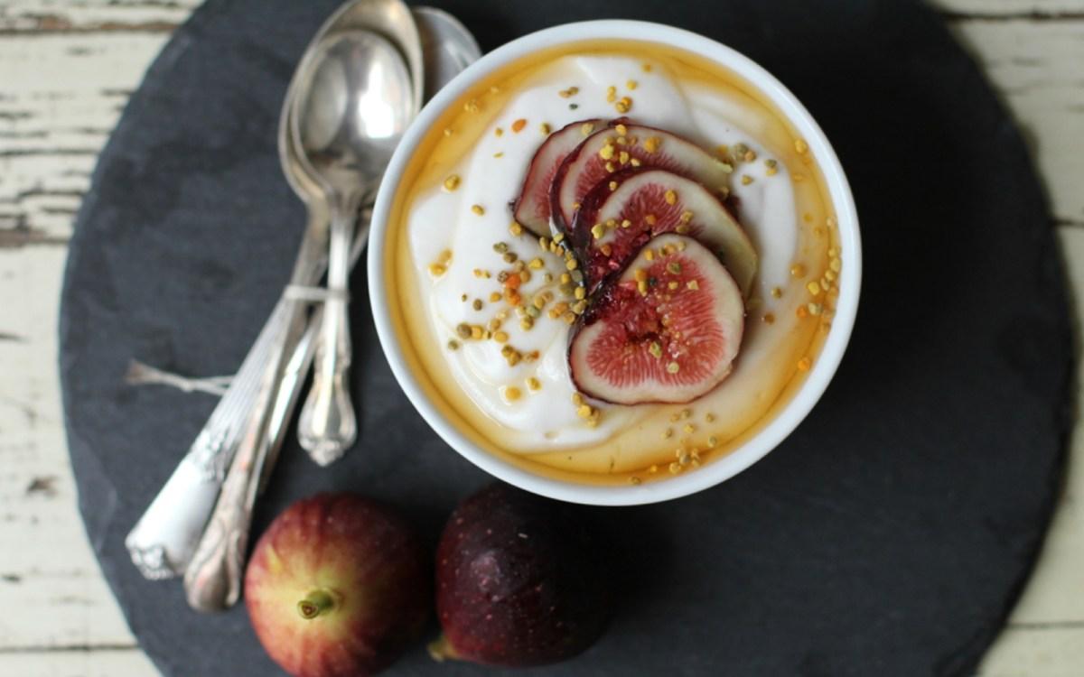 Vegan Coconut Probiotic Yogurt