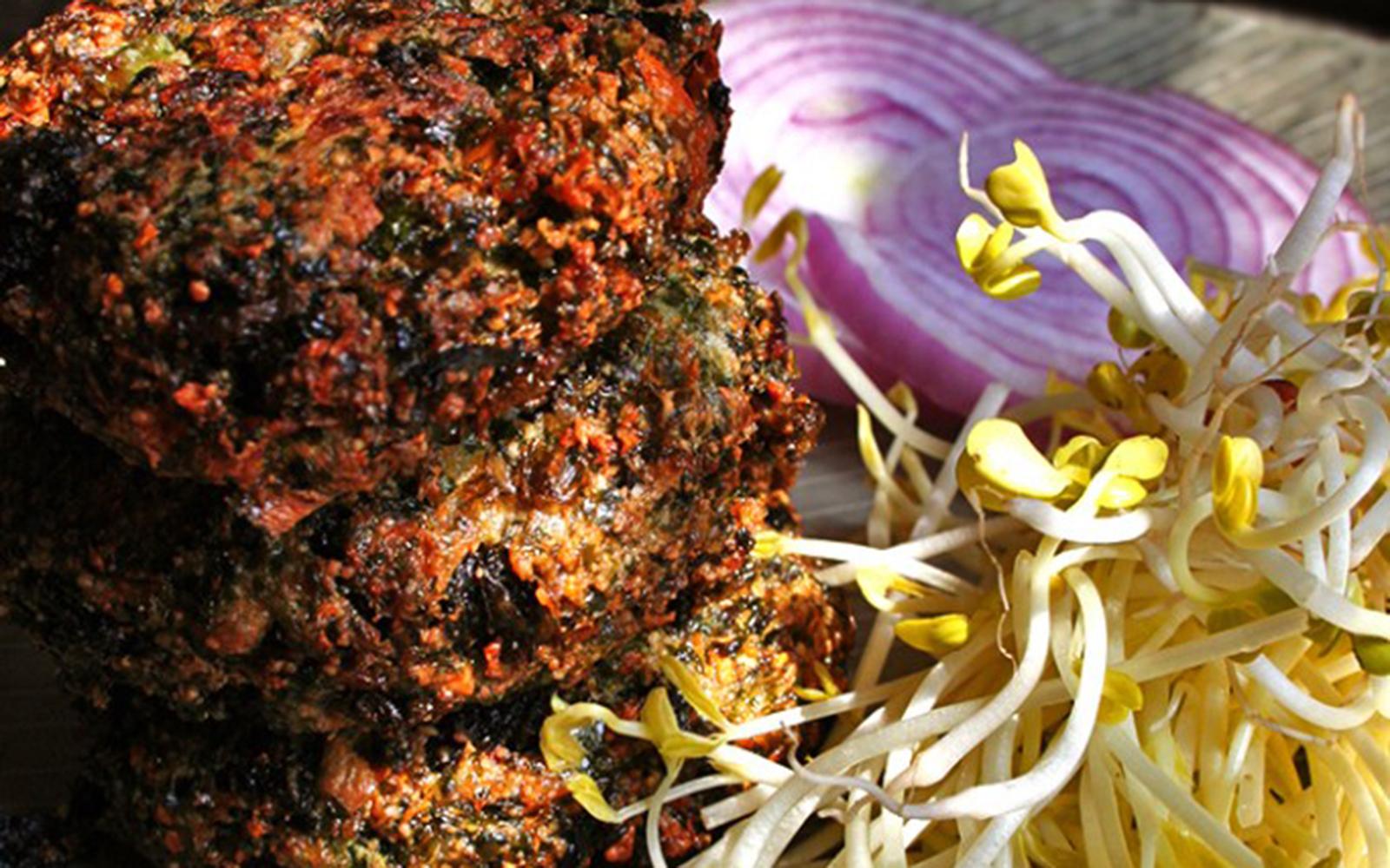 Seaweed Burgers
