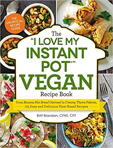 vegan recipe instant pot