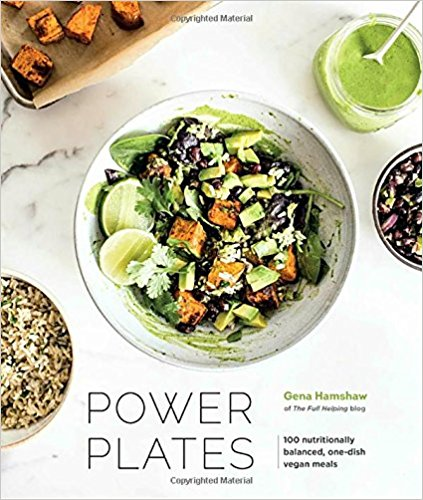 power plates vegan meals