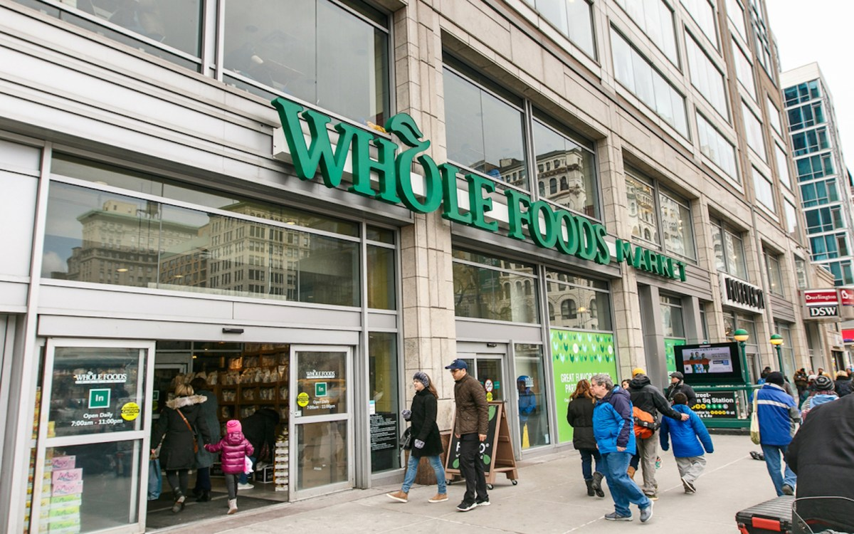 How To Shop For A Whole Week At Whole Foods Under $50!