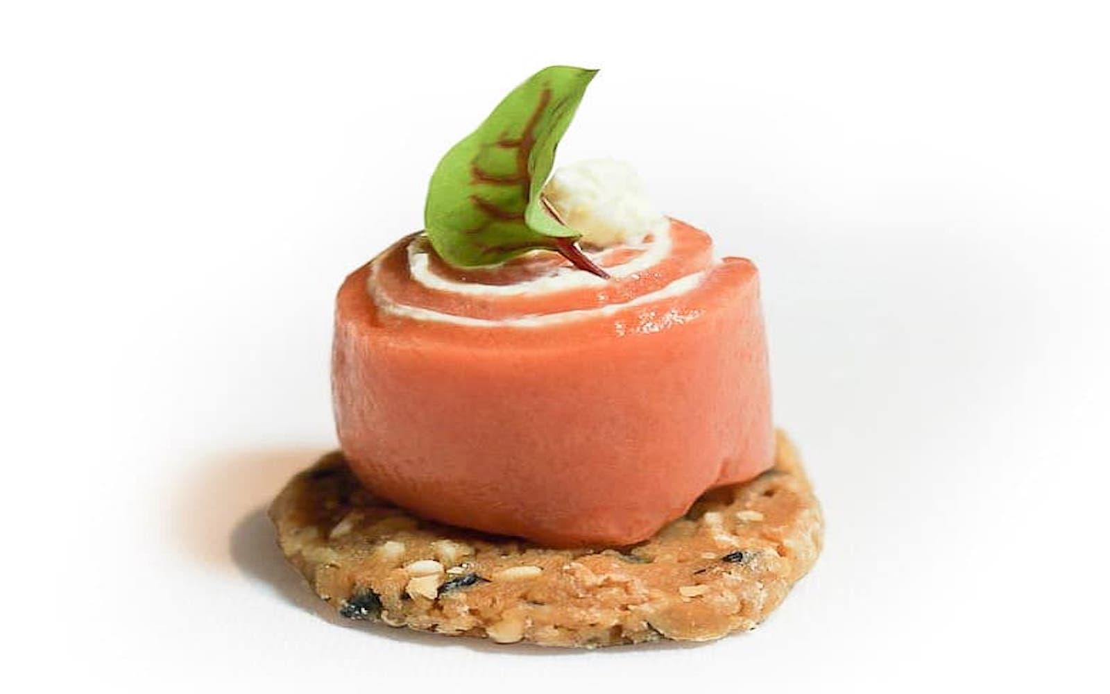 vegan salmon bordeaux startup news