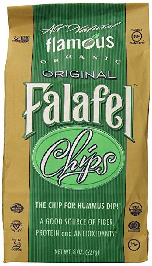 falafel chips vegan