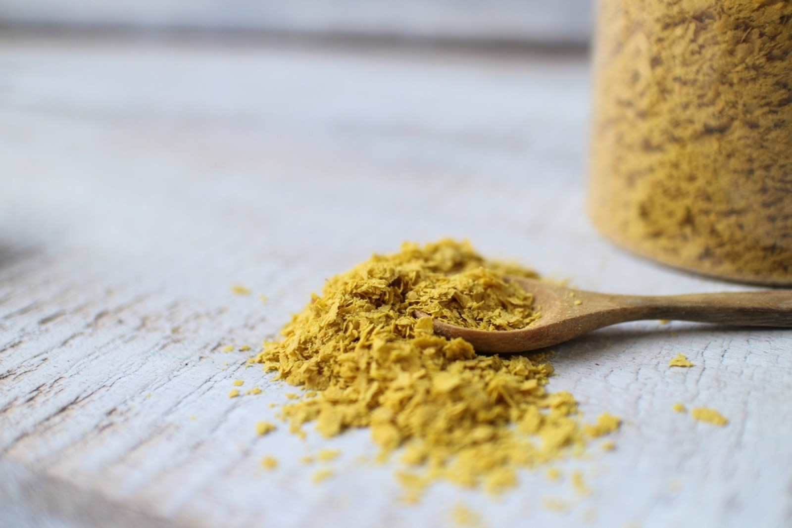 Fortified Nutritional Yeast: Vitamin B12