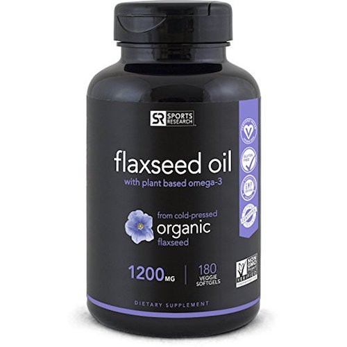 vegan flaxseed oil