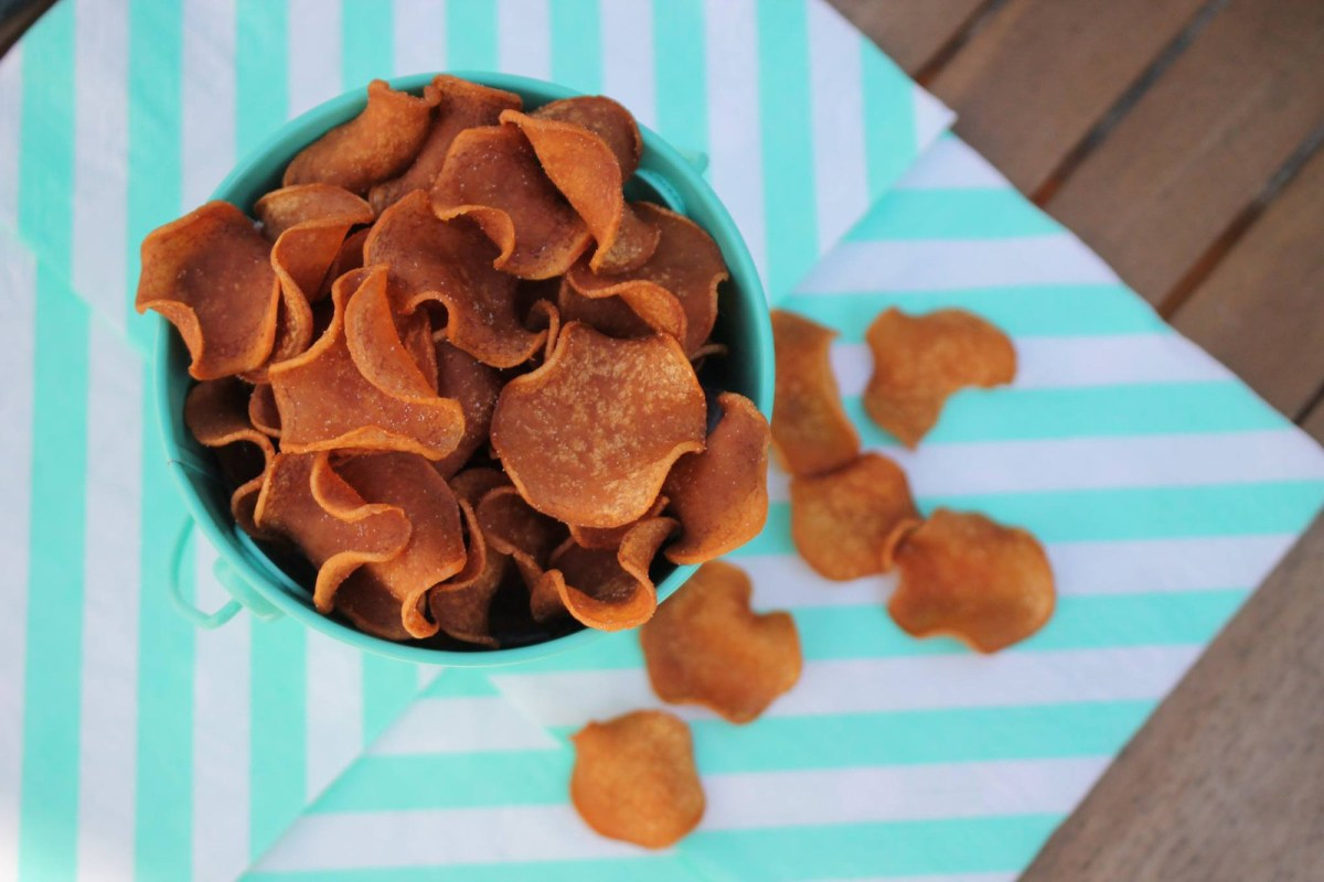 You Can Now Buy Pig Out Crispy Vegan Bacon Chips Nationwide!