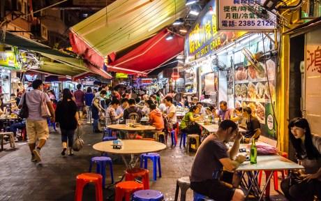 vegan food in hong kong