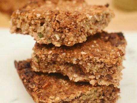 Protein Breakfast Bars