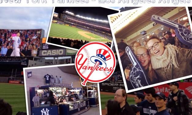 Yi Ya Yankees! Gewoon doen in New York