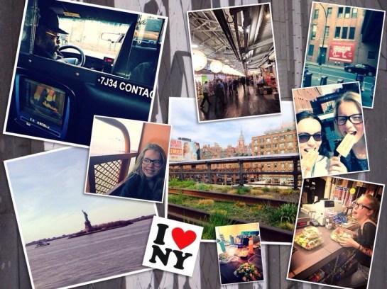 citytrip New York vrijheidsbeeld