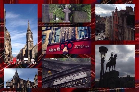 Edinburgh vakantie