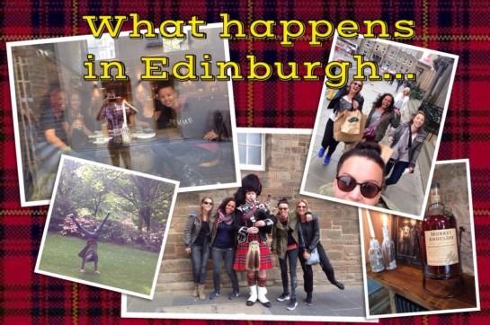 Edinburgh citytrip