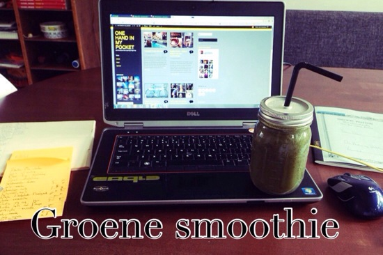 gezonde smoothie