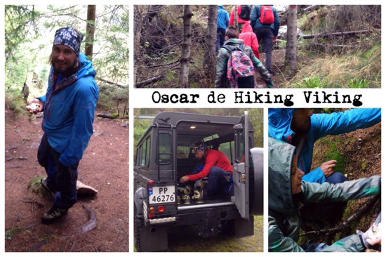 Oscar Hiking Viking