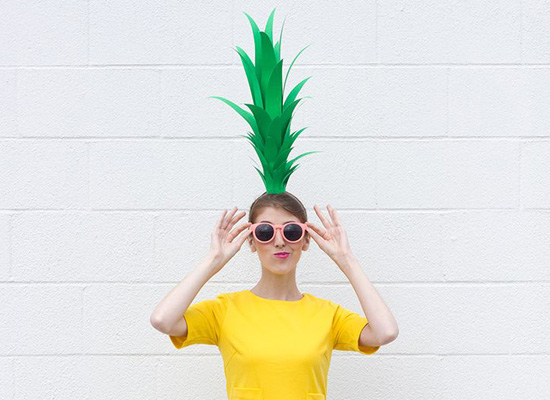 ananas outfit